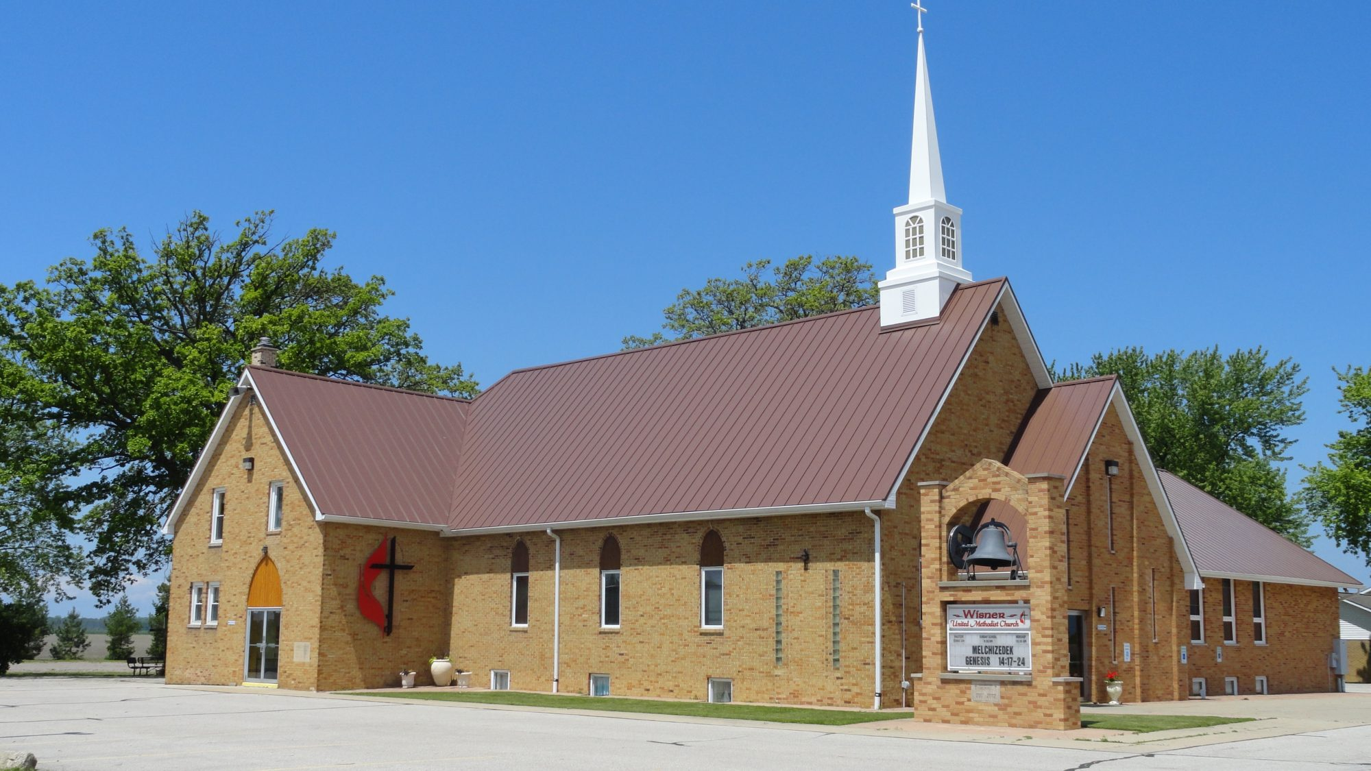 Wisner United Methodist Church